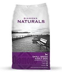 Diamond Naturals Small Breed Chicken & Rice 18 Lb.