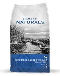 Diamond Naturals Beef & Rice Dog 40 Lb.