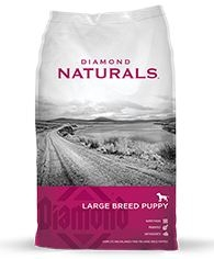 Diamond Naturals Large Breed Puppy 40 Lb.