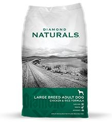 Diamond Naturals Large Breed Chicken and Rice