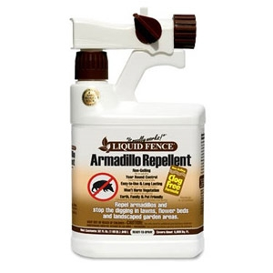 Liquid Fence® Armadillo Repellent
