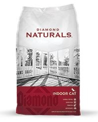 Diamond Naturals Indoor Cat 6/6 Lb.