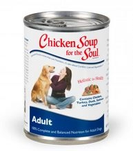Diamond Chicken Soup for Dog Lovers Adult 24/13 oz. Cans