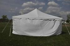 Pole Tent Sidewalls