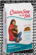 Diamond Chicken Soup Senior Hairball Adult Cat 18 Lb.