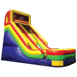 21' Ninja Dry Slide
