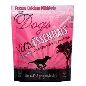 Vital Essentials Raw Chicken Formula Nibblets
