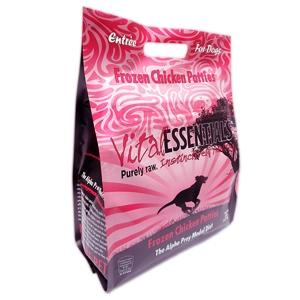 Vital Essentials Raw Chicken Formula Patties