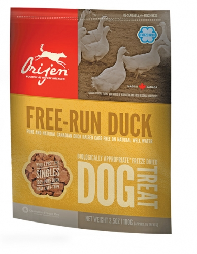 ORIJEN Free Run Duck Dog Treats