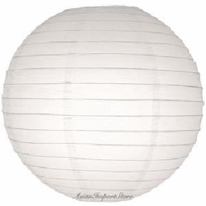 Round Nylon Lanterns
