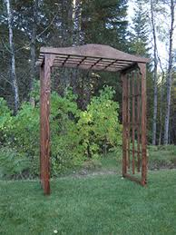 CAPE WINDS WEDDING ARCH, FRUITWOOD