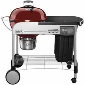 Weber Platinum Charcoal Grill