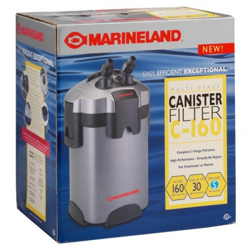 Marineland C-160 Canister Filters