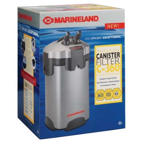 Marineland C-360 Canister Filter