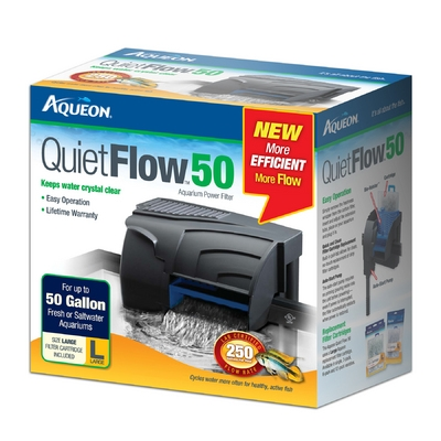 Aqueon QuietFlow™ 50 Power Filter