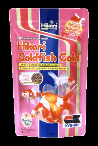 Hikari®Goldfish Gold Pellets