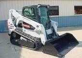 Bobcat T650 Track Skidsteer Loader
