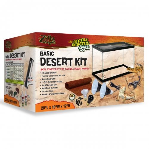 Zilla Basic Desert Kit 22.5