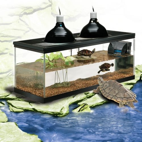 Deluxe Aquatic Turtle Kit 32