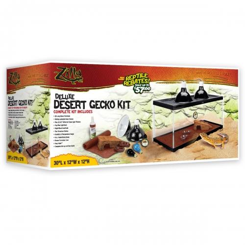 Zilla Deluxe Desert Gecko Kit 32