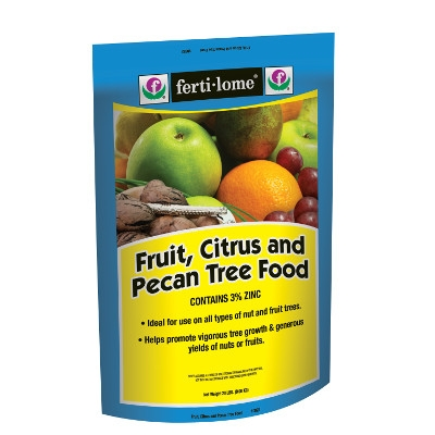 20 lb. Fruit, Citrus & Pecan Tree Food, 19-10-5