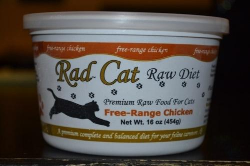 Radcat Raw Diet Free Range Chicken 24Oz