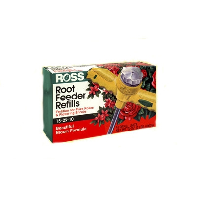 Ross Rose & Flowering Shrub Root Feeder Refills