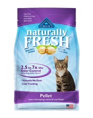 Naturally Fresh Pellet Litter 14#
