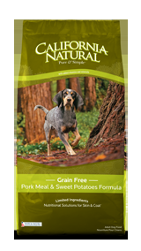 Grain Free Pork Meal & Sweet Potatoes Formula Adult Dog Food 30 Lbs