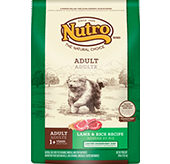 Nutro Natural Choice Dog Lid Lamb/Brown Rice  5#