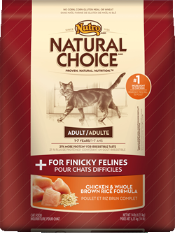 Nutro Natural Choice Finicky Cat 6.5#