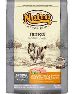 Natural Choice Senior Dog Chicken/Oatmeal 5 lb.