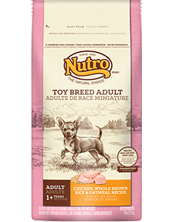 Natural Choice Toy Dog 4 lb.