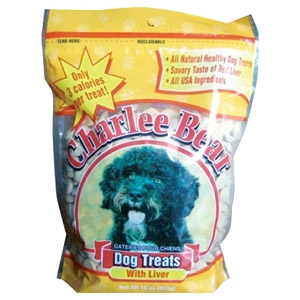 Charlee Bear Grain Free Treats