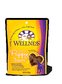 Wellness Just For Puppy Treat 3.5OZ