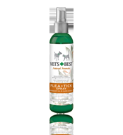 Bramton Company Vets Best™ Natural Flea + Tick Spray (8 oz)