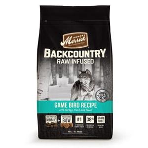 Merrick Backcountry Grain Free Game Bird with Turkey Adult Dry Dog Food