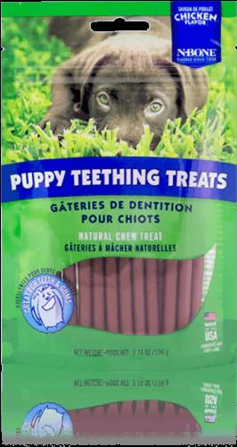 N-Bone Puppy Teething Treat 3.74 oz.