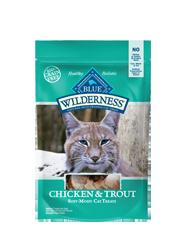 Blue Buffalo Wilderness Treats Chicken/Trout Cat 2OZ C=12