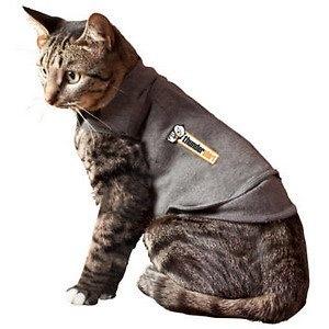 S Thundershirt for Cats
