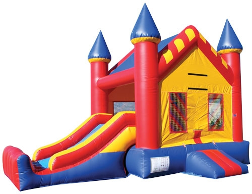 Castle Combo Bouncer