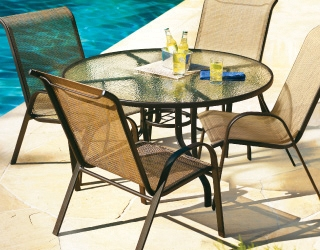 Verona 5-Pc. Patio Set