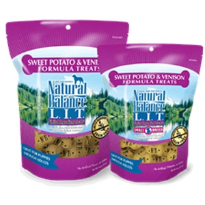 L.I.T. Limited Ingredient Treats® Biscuits Sweet Potato & Venison Formula Treats