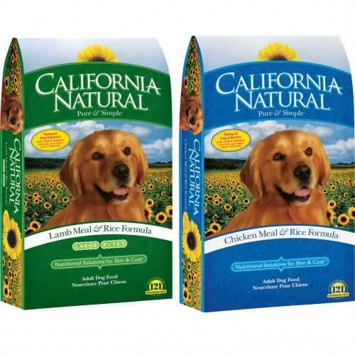 Califnornia Natural Dog Food