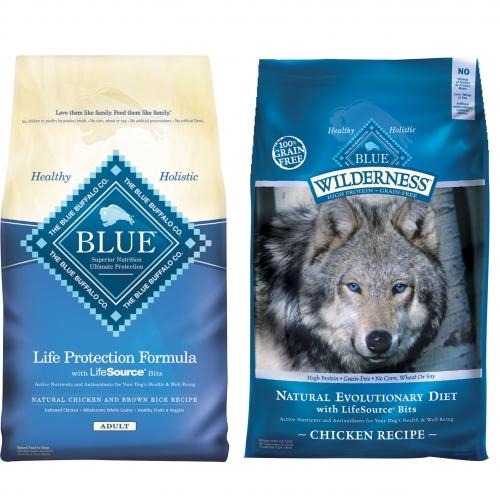 Blue Wilderness Dog Food Puppy