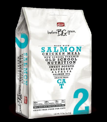 Merrick Before Grain Salmon #2 Cat 24/3.2 oz.