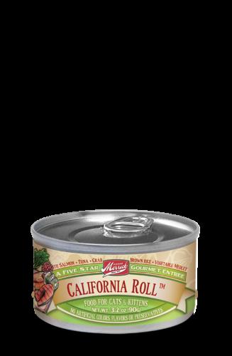 Merrick California Roll Can Cat 24/3.2 oz.