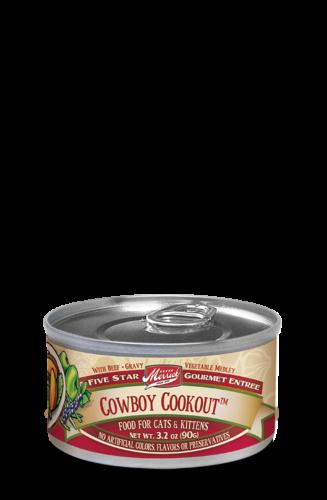 Merrick Cowboy Cookout Can Cat 24/3.2 oz.