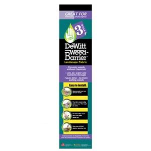 DeWitt® Weed-Barrier® 3' x 50'
