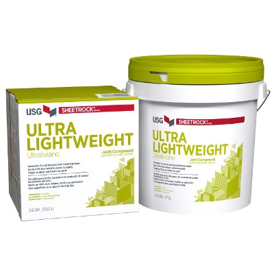 USG Sheetrock Brand Ultra Lightweight All Purpose Joint Compound